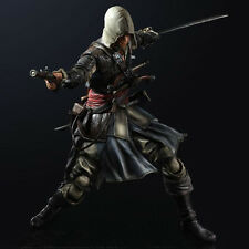 Play Arts Kai Assassin's Creed Edward Kenway Action Figure Toy Doll Model Statue