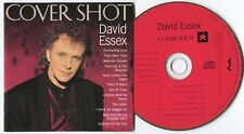 [BEE GEES COVER] DAVID ESSEX ~ COVER SHOT ~ 1993 UK 12-TRACK CD ALBUM