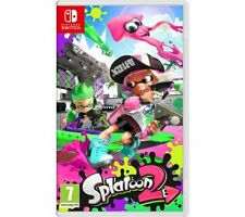 NINTENDO SWITCH Splatoon 2 - Currys