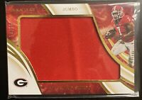 🔥D'ANDRE SWIFT🔥2020 Immaculate Collegiate JUMBO Rookie RC Patch SSP /99 UGA