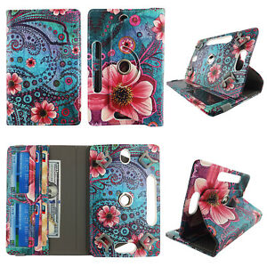 """10 inch tablet case for Digiland10.1universal cover 10"""" 360 stand cash ID slots"""