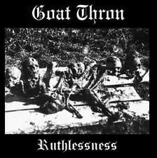 Goat Thron - Ruthlessness CD Abruptum Emit Hell Icon Summum Moëvöt Mordor Ghoul