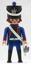 FRANZOSE OFFIZIER Playmobil Tschakko 1er Empire Napoleon Soldaten Custom - 1859