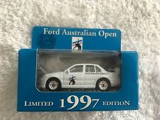 FORD AUSTRALIAN OPEN 1997 Ltd Edition  FORD FALCON  MIB (Matchbox) COMBINED POST