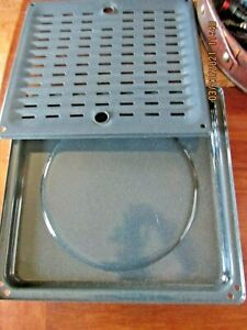"""Electrolux  Oven Broiler Pan & Insert  5303013568 530313156 (15"""" X 14"""" X 1 1/2"""")"""