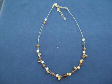 Lia Sophia Butterscotch Necklace