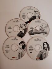Final Fantasy VIII, PC CD ROM Game, Discs Only, Rare, FF 8.