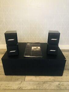Vintage Bose Acoustimass 5 Series - Speaker System - Cube System