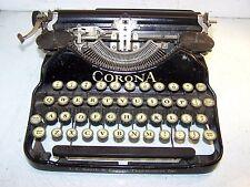 Antique Smith Corona Typewriter 1930ca