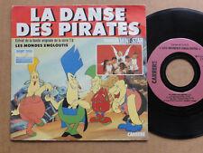 """DISQUE 45T EXTRAIT DE LA BANDE ORIGINALE DE LA SERIE TV """" LES MONDES ENGLOUTIS """""""