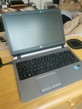 "HP ProBook i5 15.6"" 450 G2 Laptop 4210u - 1.7/2.4GHz, 4GB Ram, 750GB"