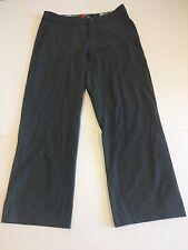 Lululemon Men Commute Grey Pinstripe Pants size 32