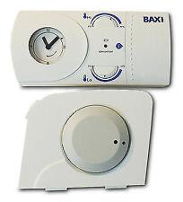 Baxi Wireless Mechanical RF Thermostat 7212343