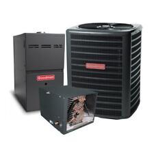 Goodman 16 SEER 5 Ton R-410A Air Conditioner  GSX160601 CHPF4860D6 GMS81205DN