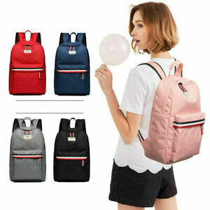 Tuguan Outdoor Travel Mochila Bag Campus Style Simple Teen Girl School Backpacks