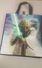 Star Wars Disney Yoda Tote Bag 13 x 13 x 6 Party, Gift Bag