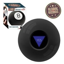 Magic 8 Ball Mystic fascino decisione A SFERA CHIROMANTE Novità Calza Filler
