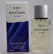 Eau de Rochas Homme 50ml Eau de Toilette Spray 1. Duft Neu / OVP
