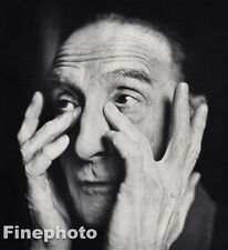 1958 Vintage MARCEL DUCHAMP Painter Sculptor Writer Artist By RICHARD AVEDON