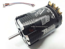 MOTORE ROCKET BRUSHLESS SENSORED PRO MODIFIED 540 8.0T SENSORI 1/10 HIMOTO