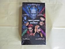 Batman  Robin (VHS, 1997)  FREE Ship NEW Factory Sealed