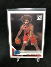 2019-20 DONRUSS OPTIC COBY WHITE BASE RATED ROOKIE RC #180 CHICAGO BULLS H28