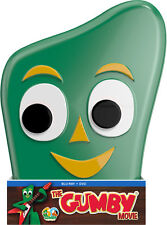 PRE ORDER: Gumby: The Gumby Movie -  DVD - REGION 1 - Sealed