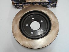 Premium Rear Disc Brake Rotor - Lincoln LS & Jaguar S-Type - XJ8 - Vanden Plas &