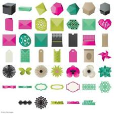 CRICUT *PRETTY PACKAGES* CRAFT CARTRIDGE *NEW* PARTY GIFT CARD BOX TAG ENVELOPE