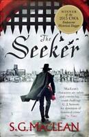 the Seeker: Damian Seeker 1 von MacLean, s.g.Taschenbuch 9781782068433