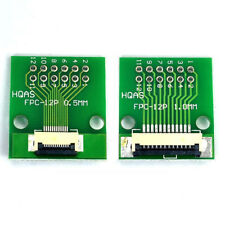 FFC FPC 12Pin Pitch 1.0mm to 0.5mm or 0.5mm to 1.0mm PCB Converter Board Adapter