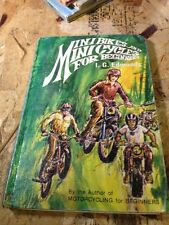 Minibikes And Minicycles For Beginners I G Edmonds 1973 Vintage How To Book BB3