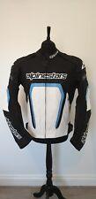 men's leather motorbike jacket UK XL-EU 54