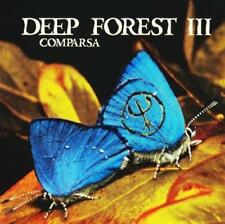 DEEP FOREST III - Comparsa (CD 1997) USA Import EXC Ambient Downtempo Dance