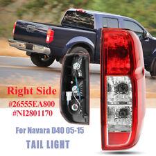 Right Rear Tail Light Brake Lamp For Nissan Frontier Navara D40 Suzuki