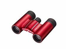 Nikon ACULON T01 10x21 Binoculars Roof Prism Red from Japan
