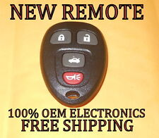 NEW GM CHEVY BUICK PONTIAC KEYLESS REMOTE ENTRY FOB PHOB TRANSMITTER 22733523