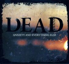 Dead Swans - Anxiety And Everything Else CD DEFEATER LA DISPUTE VERSE