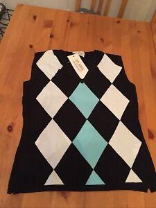 Auchterlonies Ladies Golf Vest