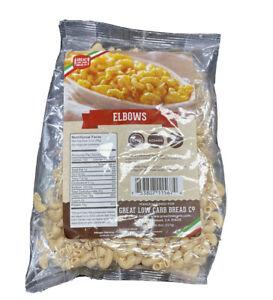 Great Low Carb Bread Company Pasta (Elbows) 8 Oz Bag