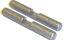 L651 1/10 Eje Pin Brazo de suspensión Pin De Metal 25mm 25,7 Mm X 2