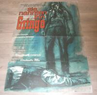 A1-Filmplakat - SIE NANNTEN IHN GRINGO - GÖTZ GEORGE