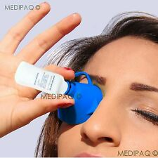 MEDIPAQ™ 2x Easy Eye Dropper - Bottle Drops Applicator Eyedrop Dispenser