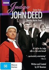 Judge John Deed Series : Season 4 : NEW DVD
