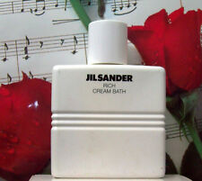 Jil Sander Rich Cream Bath 250ml. Unbox. Vintage