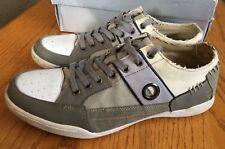 ALDO Men's Fashion Sneakers Size 44 EU 10.5 US 11US BRETT-70 White Green