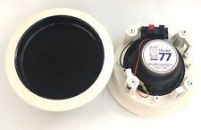 Vintage Niles Audio Model 77 Ceiling Speakers   Recessed Lighting Grills It370