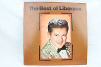 The Best of Liberace MCA2-4060 Vintage Vinyl Record 1972 2 x  LP