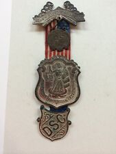 Vintage US Sons and Daughters Of Liberty Pin/Badge #62