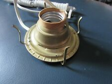 New listing Oil Lamp Fitter Electric Adapter Eagle No. 2 Size